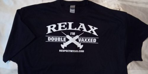 Double fully vaccinated vaxxed